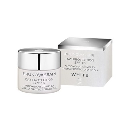 WHITE DAY PROTECTION SPF 15 Crema protectora de día