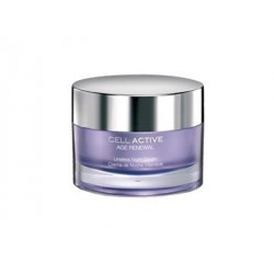 CELL ACTIVE LINELESS NIGHT CREAM Crema de noche intensiva
