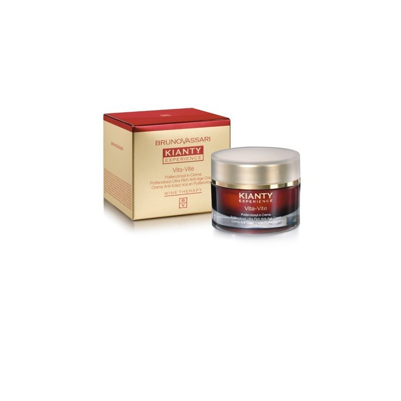 Crema -tratamiento facial vinoterapia 50 ml.