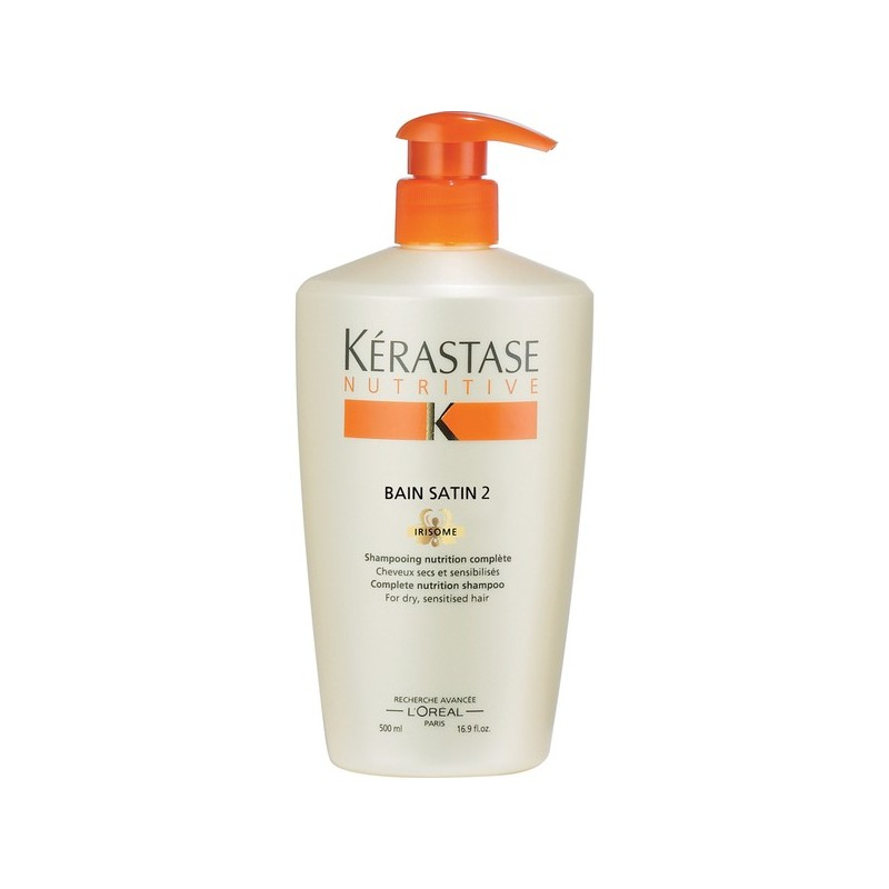 Kérastase Nutritive Bain Satin 2, 500 ml