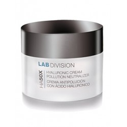 HA50X Crema Antipolución con ácido hialurónico 50 ml