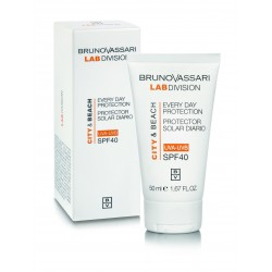 Bruno Vassari City and Beach protector solar diario spf 40