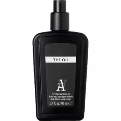 The Oil aceite preafeitado 100 ml Icon Mr A.