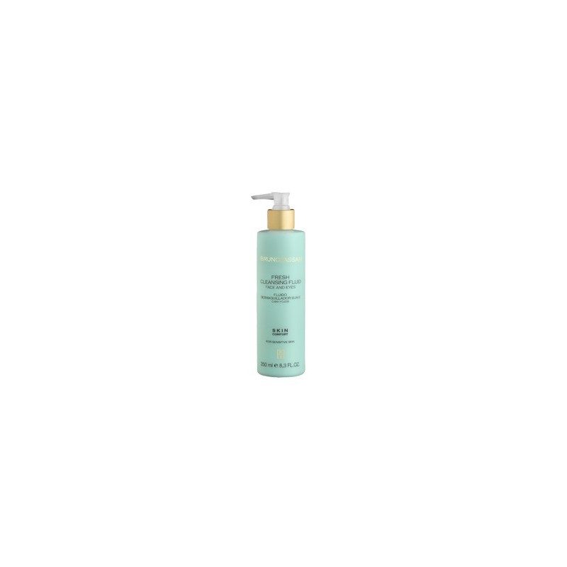 Fresh Cleansing Milk , fluido desmaquillador suave  250 ml.