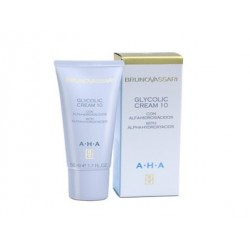Aha Glycolic cream 10 Anti arrugas intensivo