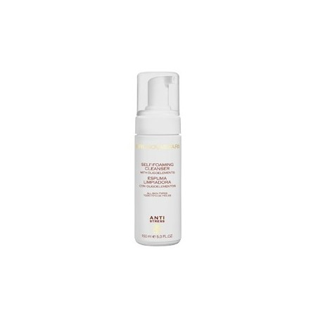 ANTI-STRESS SELF-FOAMING CLEANSER Espuma limpiadora