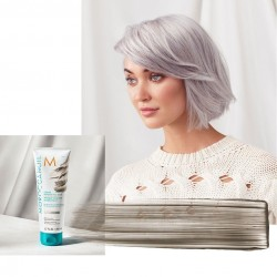Mascarilla de color Platinum