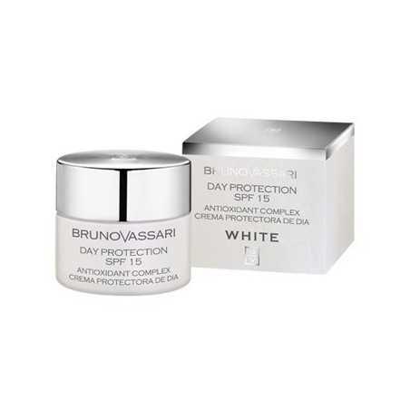 WHITE DAY PROTECTION SPF 15 Crema protectora de día