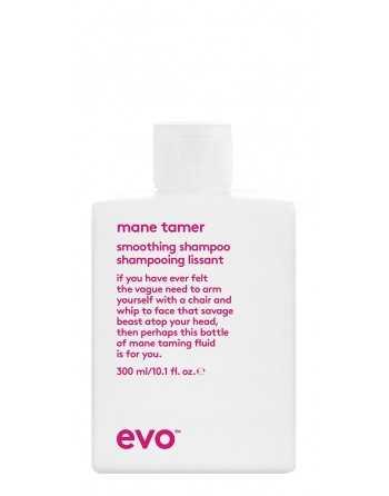 Mane Tamer smoothing...