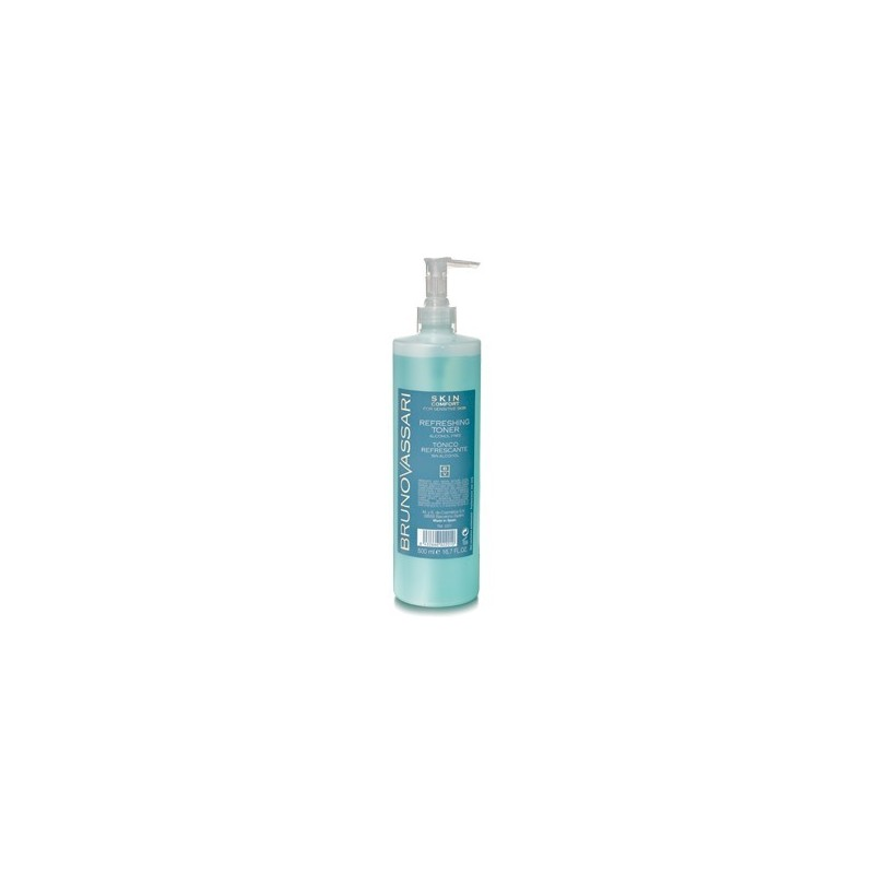 Refreshing Toner Tónico Refrescante 500 ml.