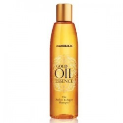 Montibello Gold Oil Aceite de argán y ámbar 130 ml