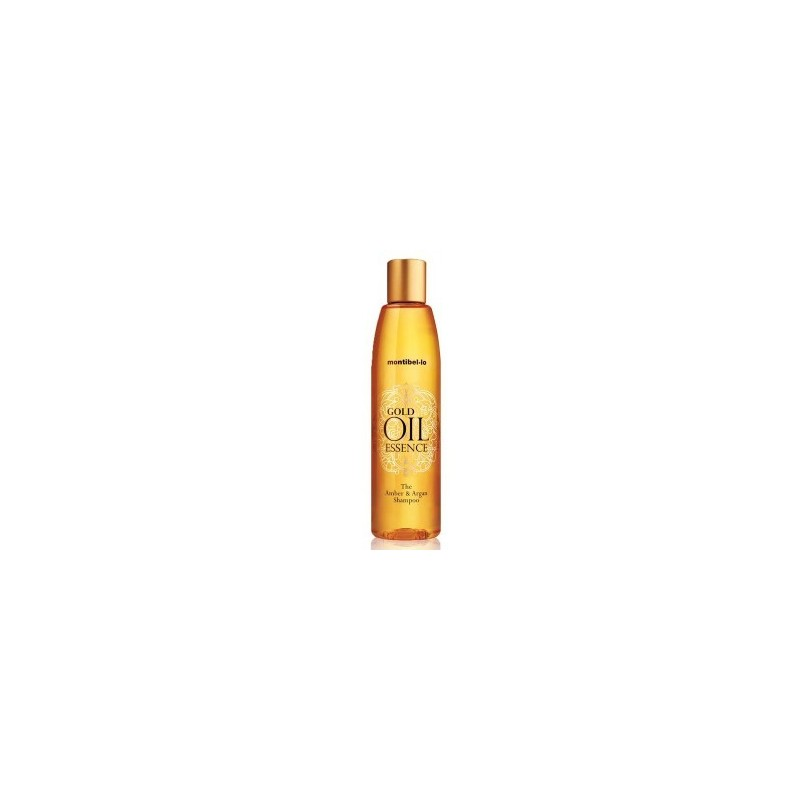 Montibello Gold Oil Aceite de argán y ámbar 130 ml