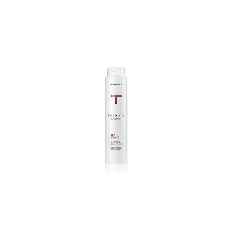 Montibello Red Reflect champú tonalizador rojo 300 ml.