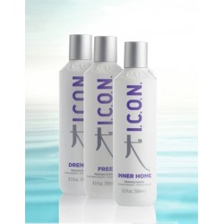 Icon Drench, Free e Inner Home pack promoción Hydration con neceser