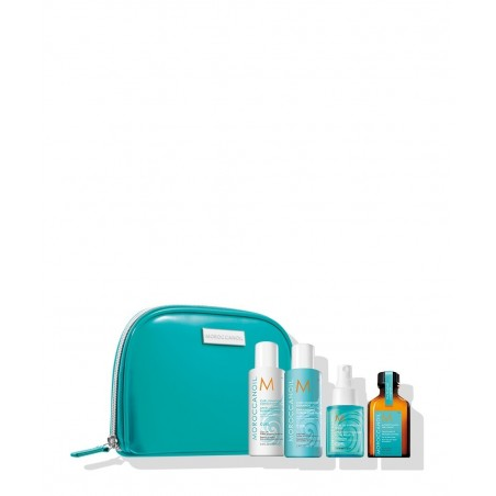 Moroccanoil Curl Travel Set