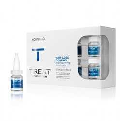Montibello tratamiento anticaída Crioactivo caja de 10 ampollas treat 10*7 ml