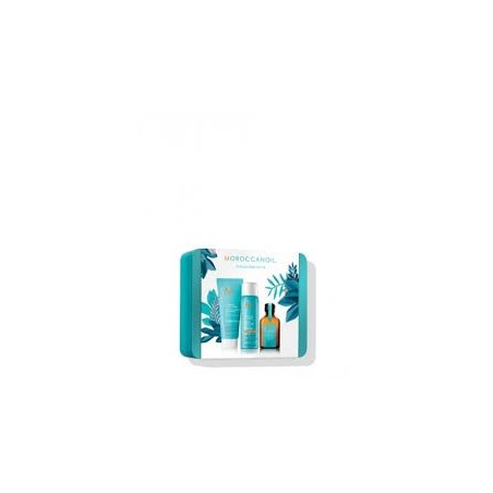 Moroccanoil Set Mini Travel especial peinado