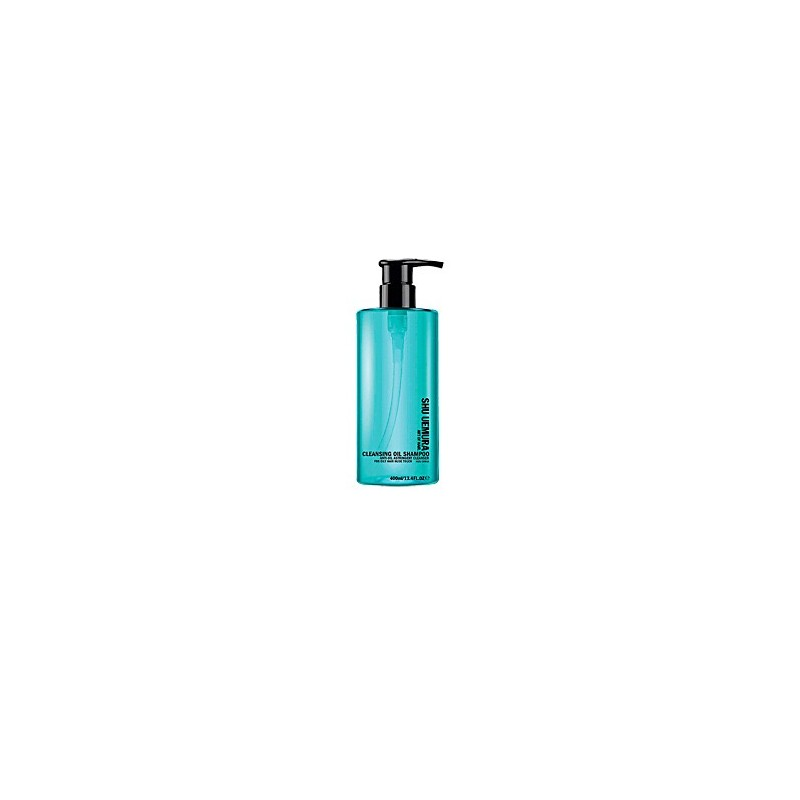 Cleansing Oil shampoo purificante astringente 400 ml