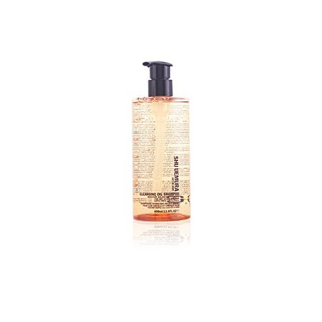 Cleansing Oil champú hidratante para cabello y cuero cabelludo seco 400 ml